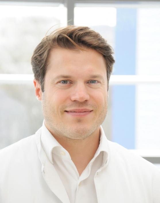 Dr. Florian Wenzel-Schwarz Portrait